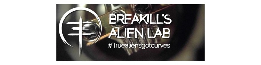 BREAKILLS`S ALIEN LAB