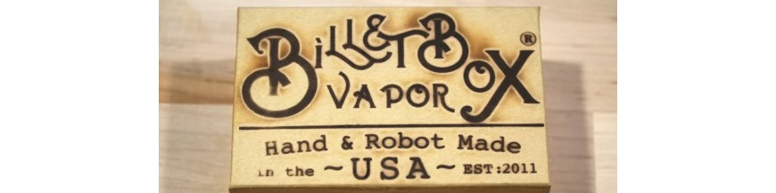 Billet Box Vapor
